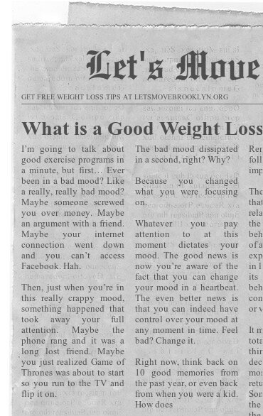 What is a Good Weight Loss Exercise Program for Beginners?