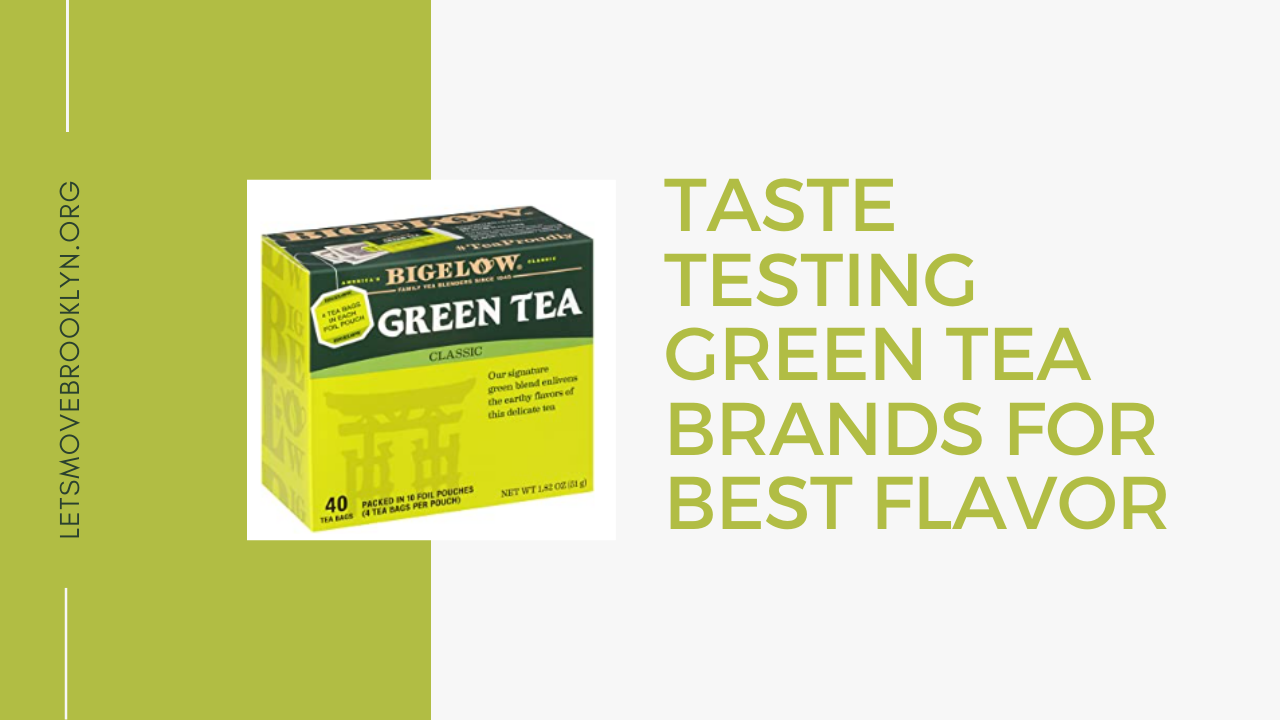 What Does Green Tea Taste Like?